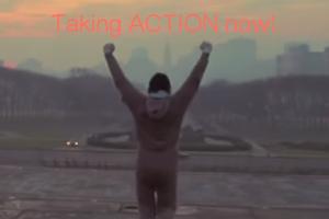 taking action 2015